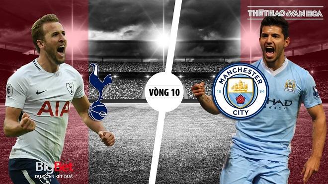 Soi kèo Tottenham vs Manchester City (03h00 ngày 30/10)