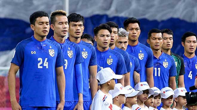 Thái Lan khó làm nên chuyện tại ASIAN Cup 2019
