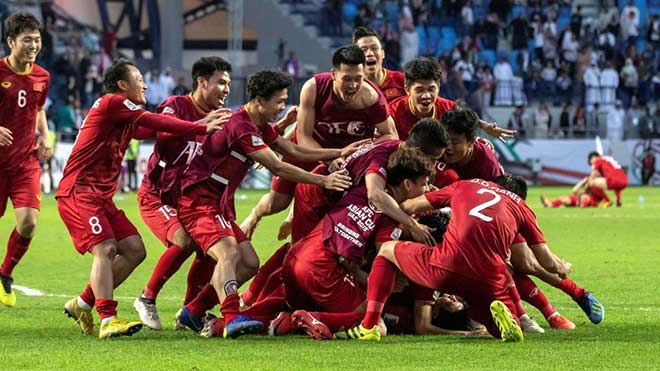 Trực tiếp bóng đá VTV6: Việt Nam vs Nhật Bản (20h00, 24/1). Xem VTV6, VTV5, VTV Go, FPT Play