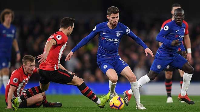 Video Chelsea 0-0 Southampton: Bất ngờ bị cầm hoà, vị trí Top 4 của Chelsea lung lay