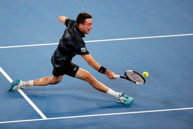 Andy Murray, Roberto Bautista Agut, Australian Open 2019, uc mo rong 2019, lich thi dau chung ket australian open 2019, tennis, the thao