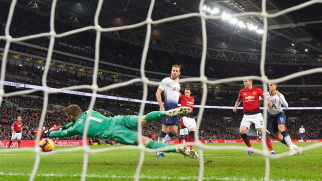 Thắng Tottenham, De Gea tuyên bố: 'Đây mới là M.U đích thực'