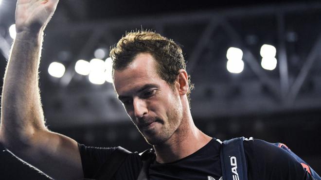 Chiến đấu kiên cường, Andy Murray vẫn bị loại ngay ở vòng 1 Australia Open 2019