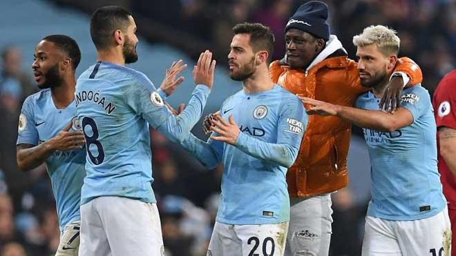 ĐIỂM NHẤN Man City 2-1 Liverpool: Fernandinho hay nhất. Guardiola thắng đấu trí với Klopp