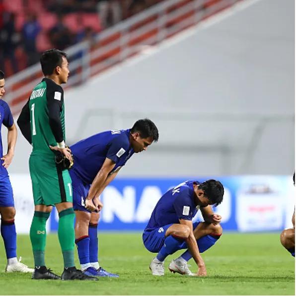 VTV6. Trực tiếp bóng đá. Thái Lan vs Ấn Độ. VTV6 truc tiep bong da. Thái Lan