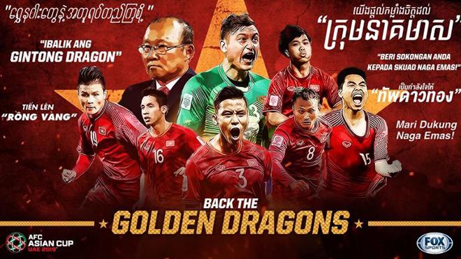 Khắp Đông Nam Á làm video chúc chiến thắng tới đội tuyển Việt Nam