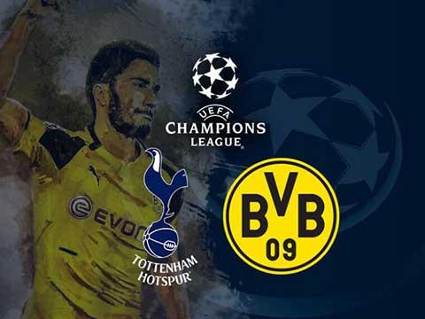 Soi kèo Tottenham vs Dortmund (3h00 ngày 14/2). Lượt đi vòng 1/8 Champions League. Trực tiếp K+NS