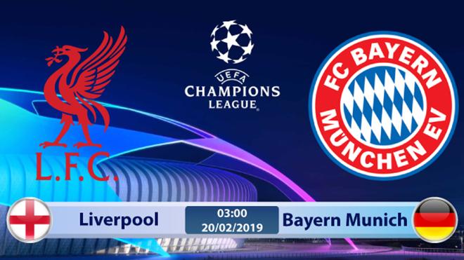 VIDEO soi kèo Liverpool vs Bayern Munich (3h00 ngày 20/2). Trực tiếp K+NS