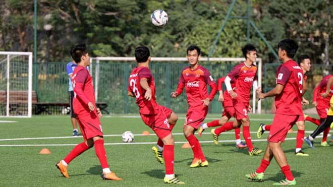 Xem trực tiếp bóng đá U22 Việt Nam vs U22 Philippines (15h30, 17/2) trên VTV6, VTV5