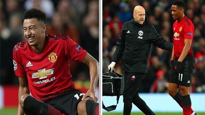 CẬP NHẬT sáng 16/2: Lingard và Martial nghỉ 3 tuần. HLV Incheon cảnh báo Công Phượng. Ronaldo lại ghi bàn