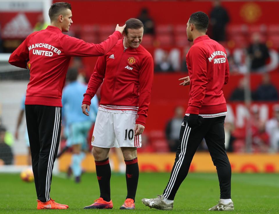 David Silva, cấy tóc, Wayne Rooney, M.U, mu, David Beckham, Berbatov, Conte, man city