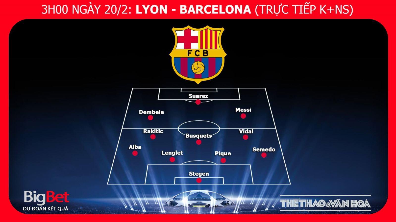 Kèo bóng đá, Soi kèo Lyon Barca, kèo Barca vs Lyon, kèo Lyon Barca, kèo Barca, trực tiếp bóng đá, trực tiếp Lyon Barcelona, truc tiep Barca, truc tiep bong da