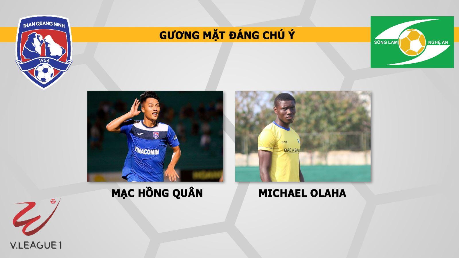 SLNA, SLNA vs Quảng Ninh, Than Quảng Ninh vs Sông Lam Nghệ An, trực tiếp bóng đá, truc tiep bong da, link xem trực tiếp bóng đá, V-League 2019, VTV6, TTTV HD, BĐTV HD