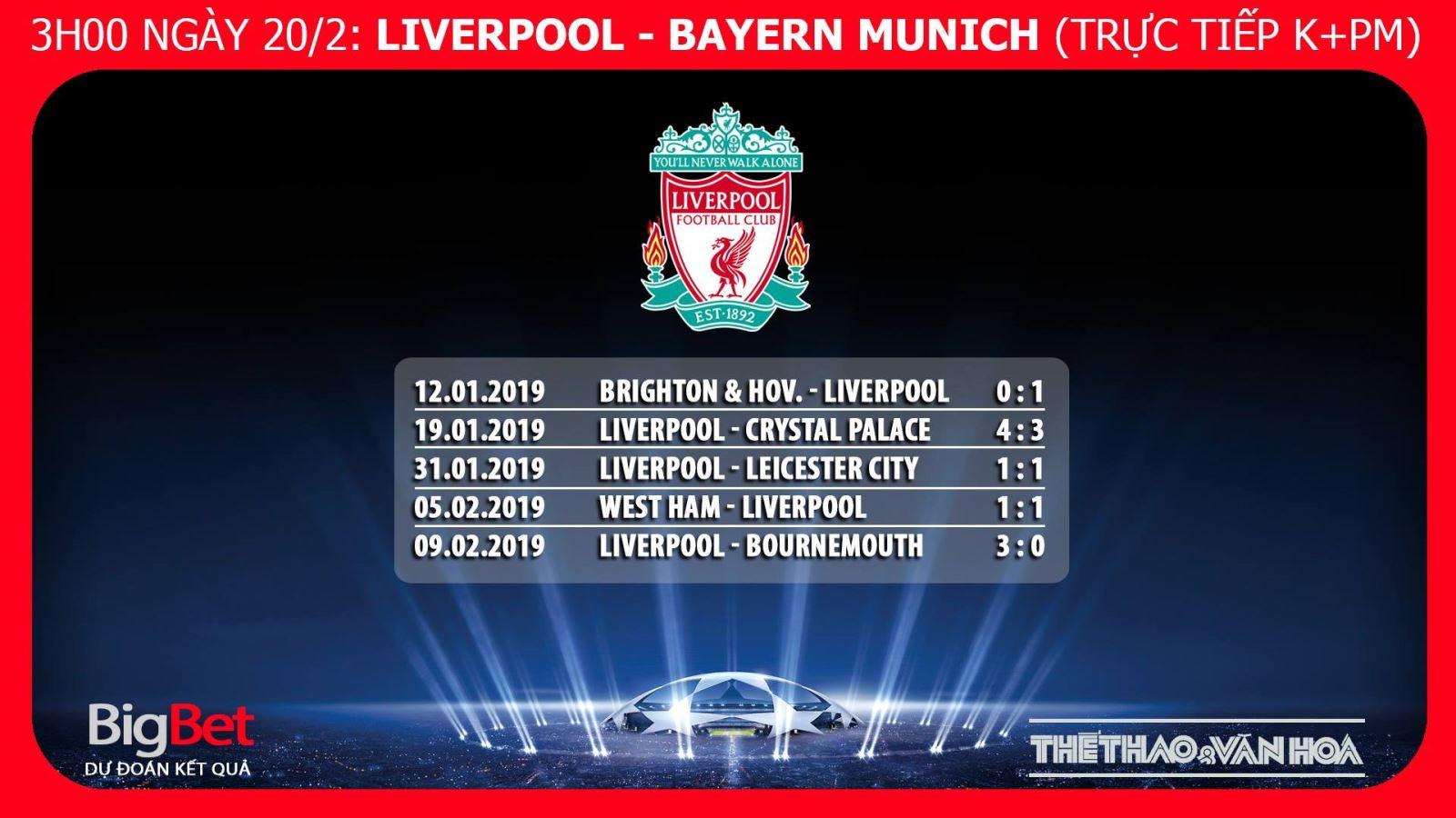 Kèo bóng đá, Soi kèo Liverpool vs Bayern, kèo Liverpool vs Bayern, kèo Bayern Liverpool, kèo Liverpool, trực tiếp bóng đá, trực tiếp Liverpool vs Bayern, truc tiep Liver