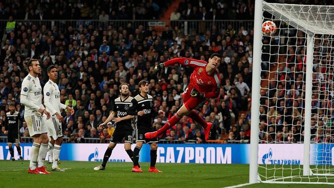 VIDEO Real Madrid 1-4 Ajax (chung cuộc 3-5): Real trở thành cựu vương trong ê chề