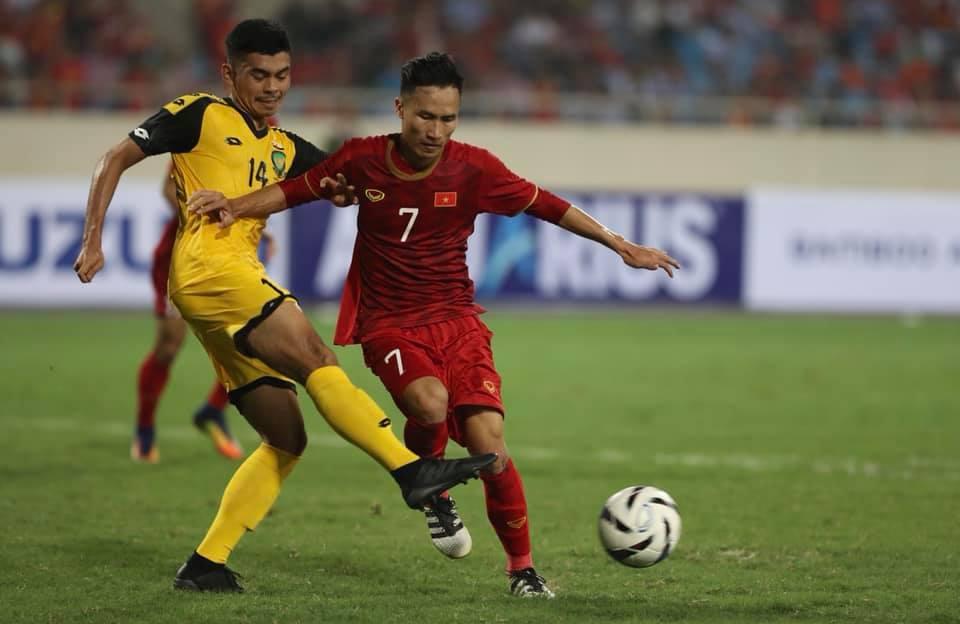 lịch thi đấu vòng loại U23 châu Á, lich thi dau U23 chau A, U23 Việt Nam, U23 Việt Nam vs U23 Brunei, truc tiep bong da, Quang Hải, xem VTC3, VTC3, VTV5, VTC1, VTV6, VOV