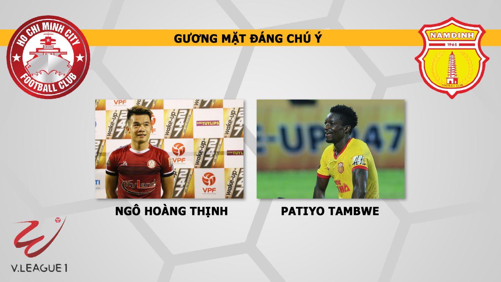 TPHCM vs Nam Định, trực tiếp bóng đá, Nam Định, V-League 2019, VTV6, BĐTV, V-League 2019 vòng 3, truc tiep bong da, xem VTV6, trực tiếp Nam Định, truc tiep V-League 2019