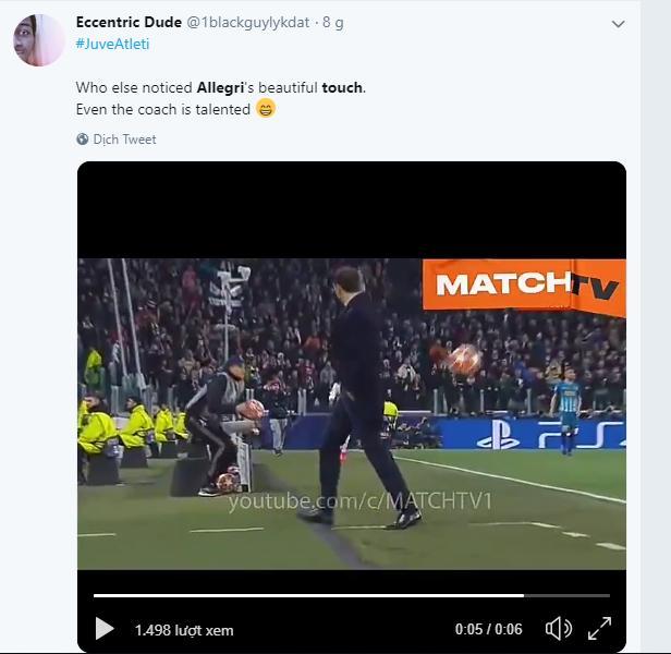 Allegri, Max Allegri, Lukaku, Kết quả bóng đá hôm nay, kết quả Cúp C1 châu Âu, kết quả bóng đá, ket qua bong da, kết quả Juventus vs Atletico, Juve vs Atletico, Man City vs Schalke, Ronaldo
