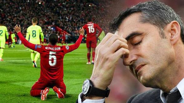 PHÂN TÍCH: Vì sao Barca thua Liverpool một cách đau đớn?