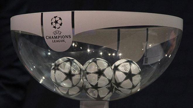 TRỰC TIẾP bốc thăm Tứ kết Champions League (18h00,15/3): Ronaldo có thể gặp Messi