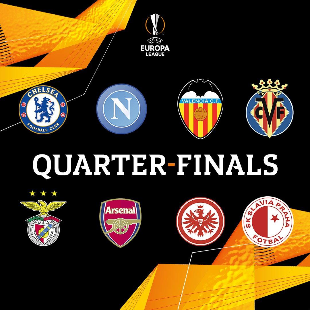 Cúp C1, tứ kết Cúp C1 2019, bốc thăm tứ kết C1, Europa league, bốc thăm Europa League, bốc thăm Tứ kết Europa League, kết quả Europa League, link xem trực tiếp bốc thăm Europa League