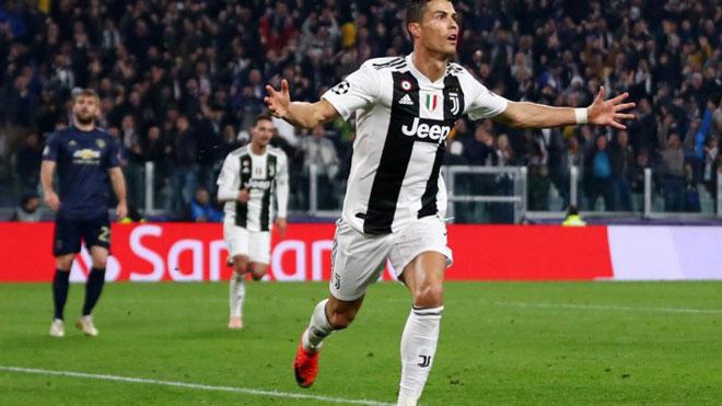 Bốc thăm Tứ kết Champions League: Bây giờ MU ngại nhất là Juventus của Ronaldo?