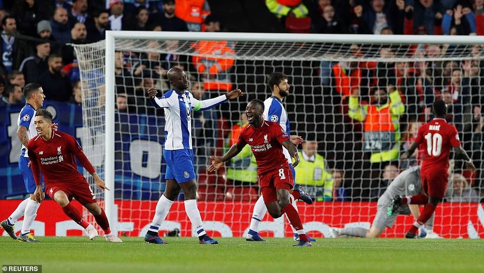 Liverpool, Porto, clip bàn thắng Liverpool vs Porto, trực tiếp Liverpool vs Porto, Cúp C1, lịch thi đấu Cúp C1, xem trực tiếp Liverpool ở đâu