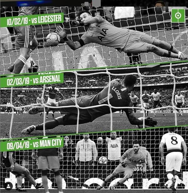 Hugo Lloris, 11m, penalty, cản 11m, cứu thua, Tottenham, Man City, Tottenham 1-0 Man City, kết quả Cúp C1, kết quả bóng đá, Video clip Tottenham 1-0 Man City, lịch thi đấu c1, lịch thi đấu bóng đá hôm nay, VAR