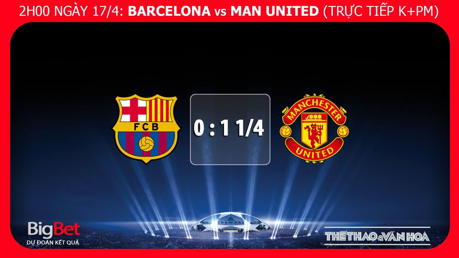 Barcelona, MU, trực tiếp Barca vs MU, soi kèo barca vs mu, nhận định barca vs mu, xem trực tiếp barca vs mu