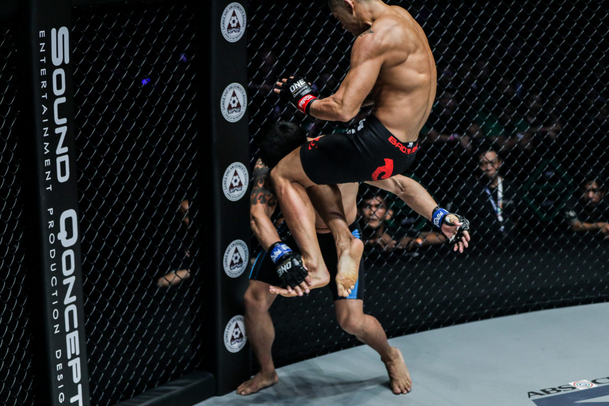 """Martin Nguyễn, Roots of Honor, ONE Championship, ONE Featherweight, knock out,Jadamba Narantungalag"""""""