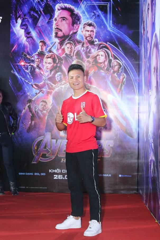 Quang Hải, Endgames, Avengers: Endgame, TP. HCM, Marvel
