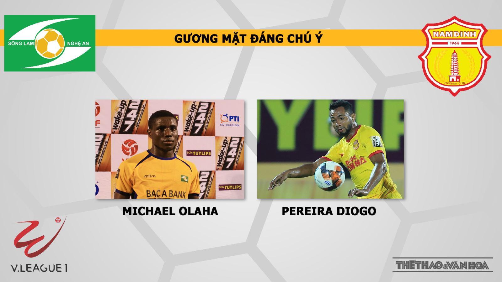 SLNA, Nam Định, SLNA vs Nam Định, trực tiếp SLNA vs Nam Định, trực tiếp bóng đá, trực tiếp V-League