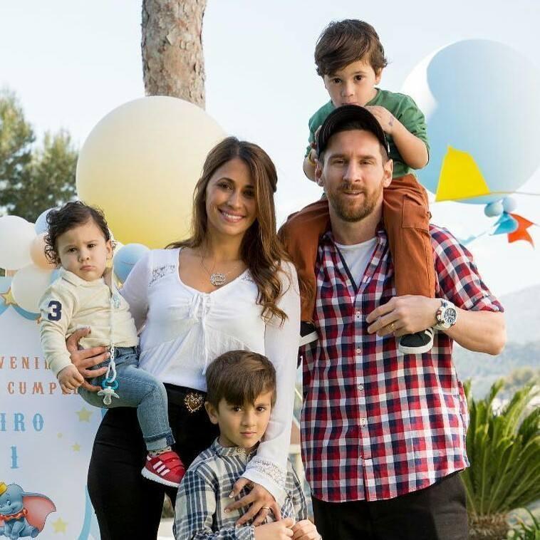 Messi, Barcelona, Lionel Messi, Antonella Roccuzzo, Argentina, Barca