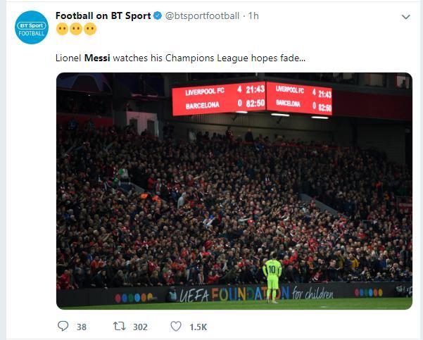 Liverpool, Barca, kết quả Liverpool vs Barca, video Liverpool Barca, Liverpool 4-0 Barca, video Liverpool, Liverpool ngược dòng, kết quả bóng đá, kết quả c1, bán kết c1
