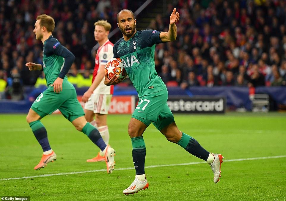 Ajax, tottenham, ajax vs tottenham, bán kết Champions League, Cúp C1, Video bàn thắng ajax vs tottenham, clip bàn thắng Ajax vs Tottenham