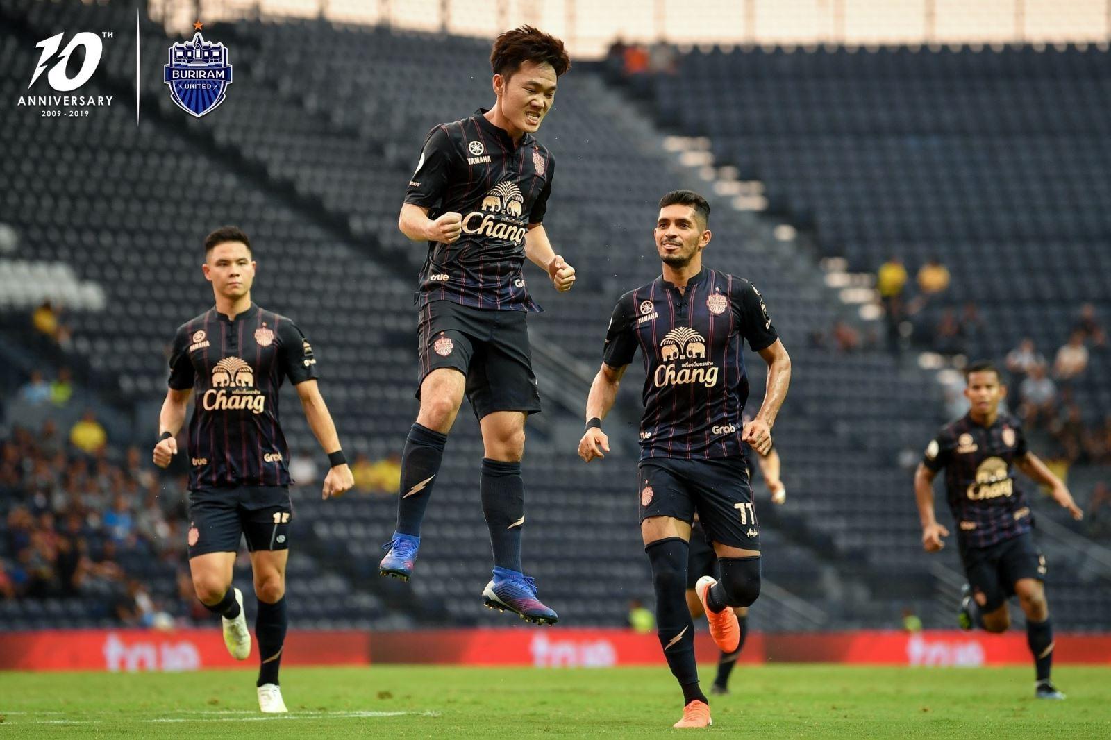 Xuân Trường, Xuan Truong, Lương Xuan Truong, Thai League, Thái Lan, Buriram United, Nakhon