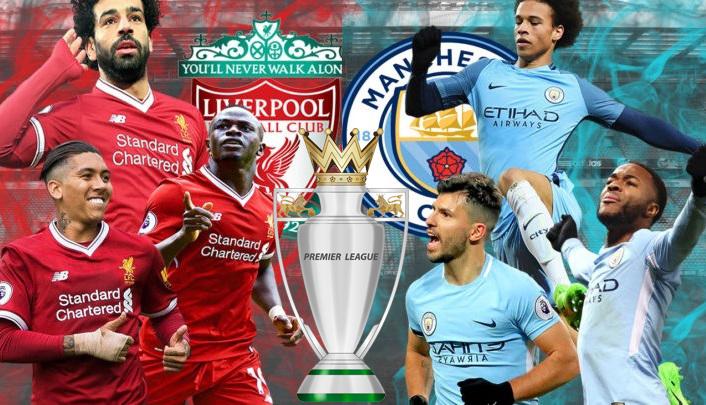 Liverpool, Man City, Premier League, lịch thi đấu Liverpool, ngoại hạng anh, xem trực tiếp Man City ở đâu, xem trực tiếp Liverpool ở đâu