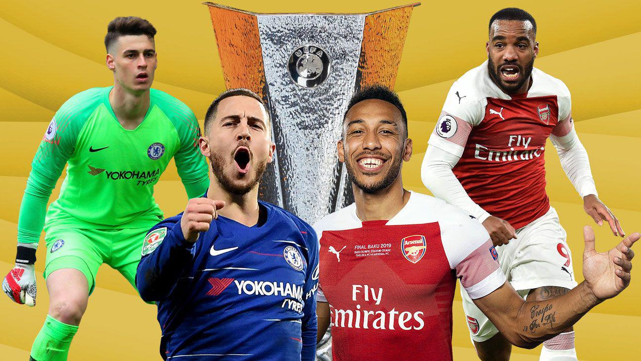 Chelsea đấu với Arsenal tại Chung kết C2: Unai Emery là 'Vua' ở Europa League