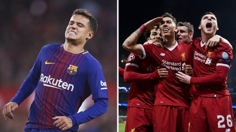 Coutinho, liverpool, van dijk, klopp, tottenham, barcelona, alisson, chung kết champions league, trực tiếp bóng đá