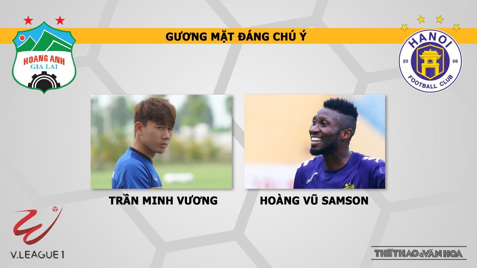 HAGL vs Hà Nội FC, trực tiếp HAGL vs Hà Nội FC, trực tiếp bóng đá, V-League 2019, HAGL, Hà Nội FC