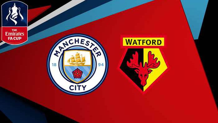 VIDEO: Trực tiếp bóng đá và soi kèo Man City vs Watford, Chung kết FA Cup (23h00 ngày 18/5)