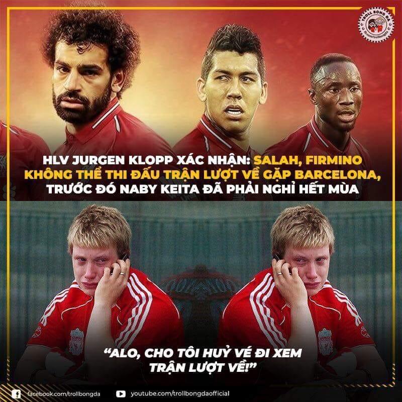 Salah, Firmino, Van Dijk, Liverpool vs Barcelona, Liverpool vs barca, soi kèo Liverpool vs Barca, kèo bóng đá, truc tiep bong da, trực tiếp bóng đá, lịch thi đấu C1, cúp c1, Barcelona, Liverpool