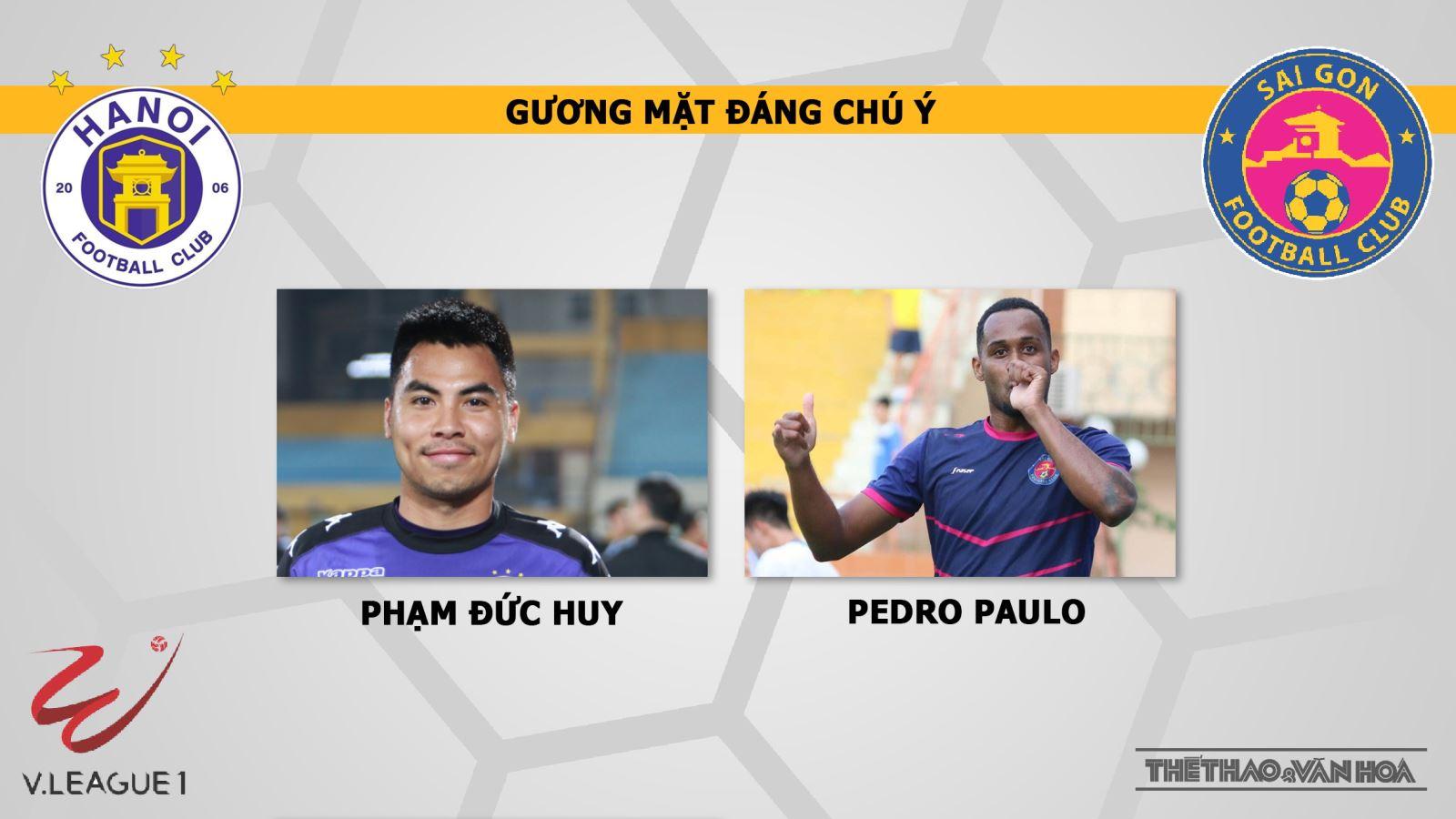 VTV6, VTV6 trực tiếp bóng đá, truc tiep bong da, trực tiếp bóng đá, Hf Nội đấu với Sài Gòn, Ha Noi vs Sai Gon, Sài Gòn, Hà Nội FC, bảng xếp hạng V League 2019, BĐTV, FPT, TTTV