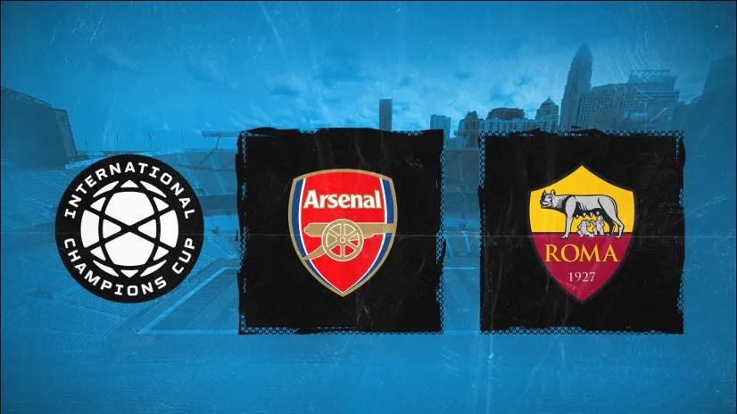 Lịch thi đấu của Arsenal ở ICC Cup 2019