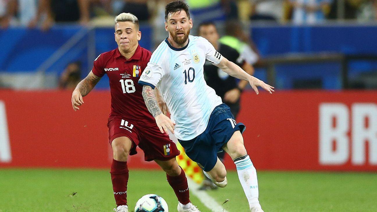 lịch thi đấu bóng đá hôm nay, trực tiếp bóng đá, lịch thi đấu copa america 2019, kết quả copa america 2019, argentina, argentina 2-0 venezuela, de paul, bong da