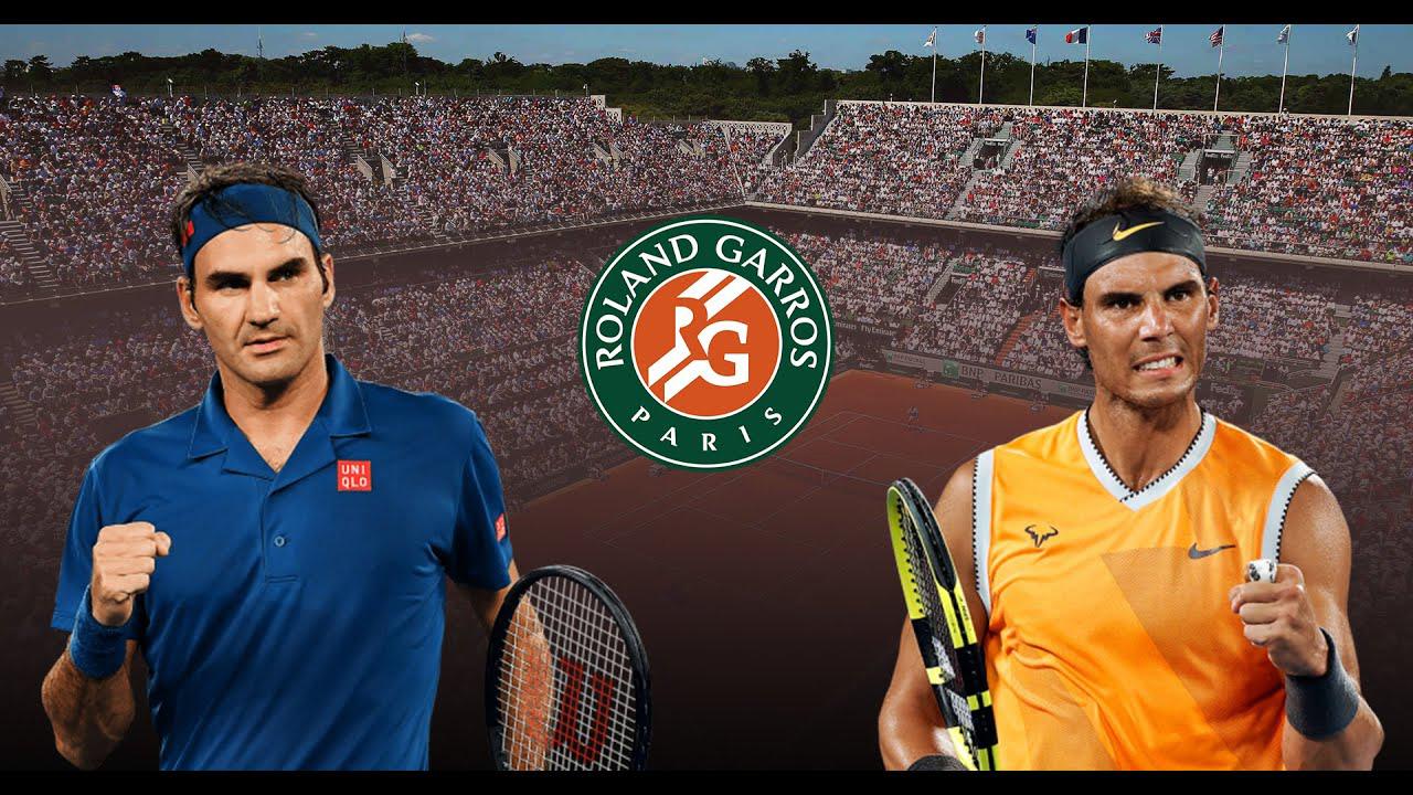 Link xem trực tiếp Roger Federer vs Rafael Nadal, bán kết Pháp mở rộng Roland Garros 2019