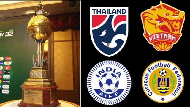 Lịch thi đấu King's Cup 2019. Trực tiếp bóng đá Việt Nam vs Thái Lan