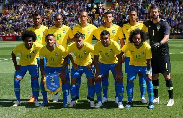 Danh sách chính thức các cầu thủ Brazil, Copa America 2019, danh sách cầu thủ Brazil tham dự Copa America 2019, lịch thi đấu Copa America 2019 của Brazil, xem trực tiếp brazil ở copa america 2019