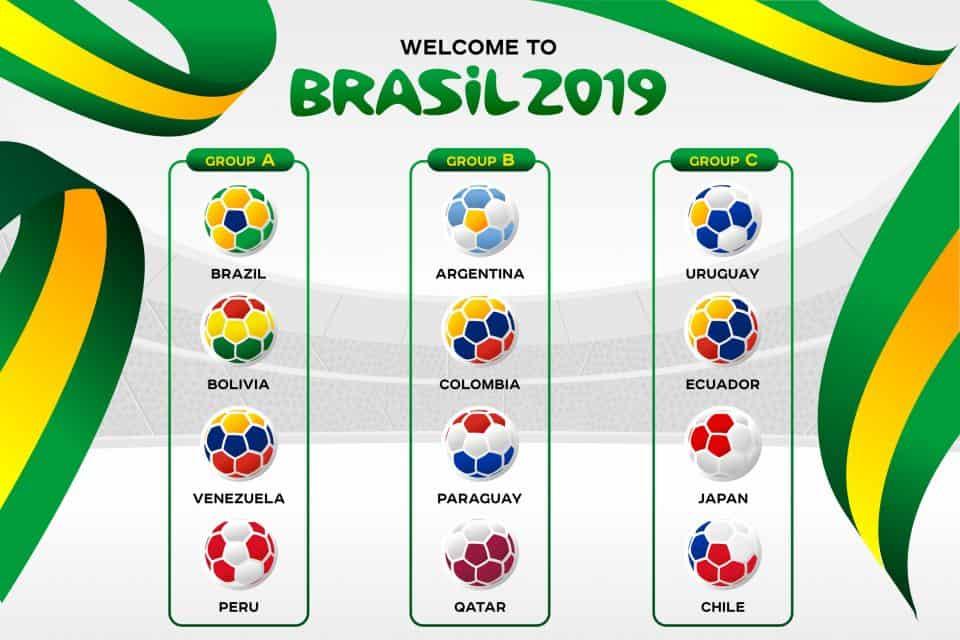 Copa America 2019, Argentina, Brazil, trực tiếp Copa America 2019, xem trực tiếp Copa America, kết quả Copa America 2019, lịch thi đấu Copa America 2019