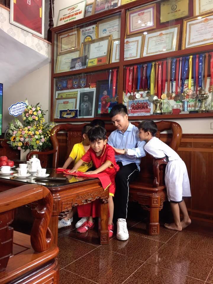 Quang Hải, LG, tuyển Việt Nam, ĐTQG Việt Nam, Park Hang Seo